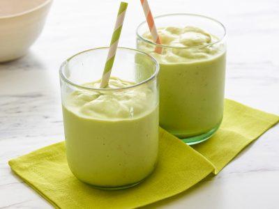 avocado creamy cup