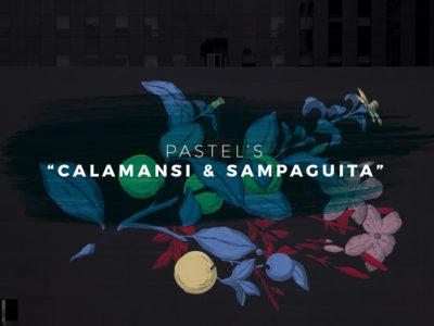 "Pastel's ""Calamansi and Sampaguita"""